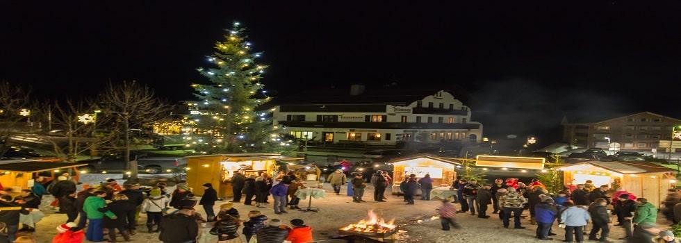 Winter in Schröcken am Arlberg | Schwarzmann's Ferienwohnungen | Adventsangebot