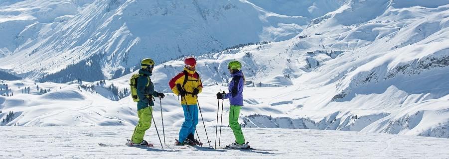 Winter in Schröcken am Arlberg | Schwarzmann's Ferienwohnungen | Skiopening