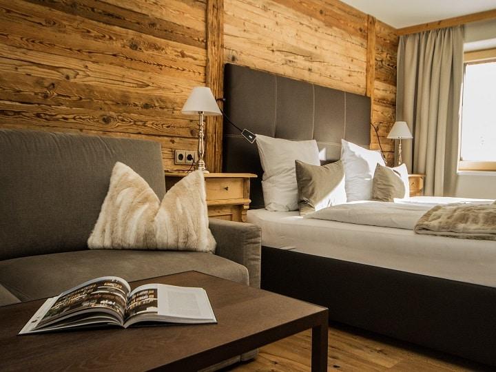 Almrausch Appartement Ferienwohnungen Schwarzmanns am Arlberg