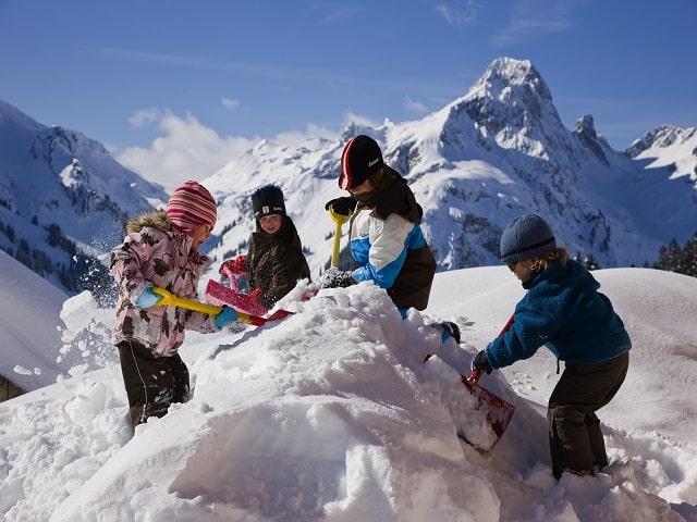 Winter in Schröcken| Schwarzmann's Ferienwohnungen | Winterparadies Arlberg